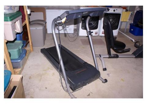 Weslo Treadmill Cadence 60 CT